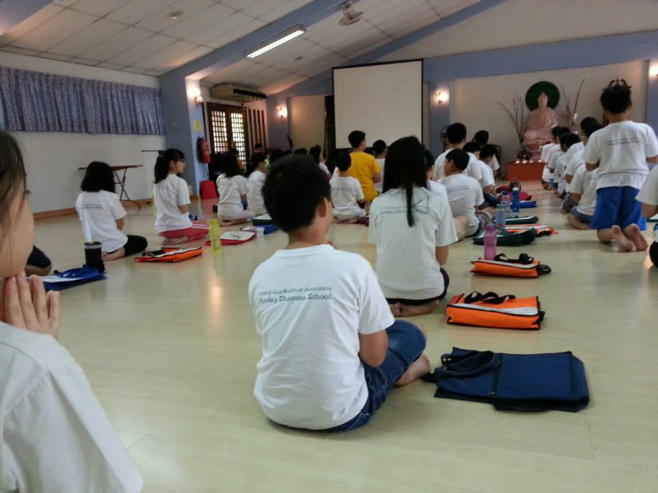 Sunday Dhamma School